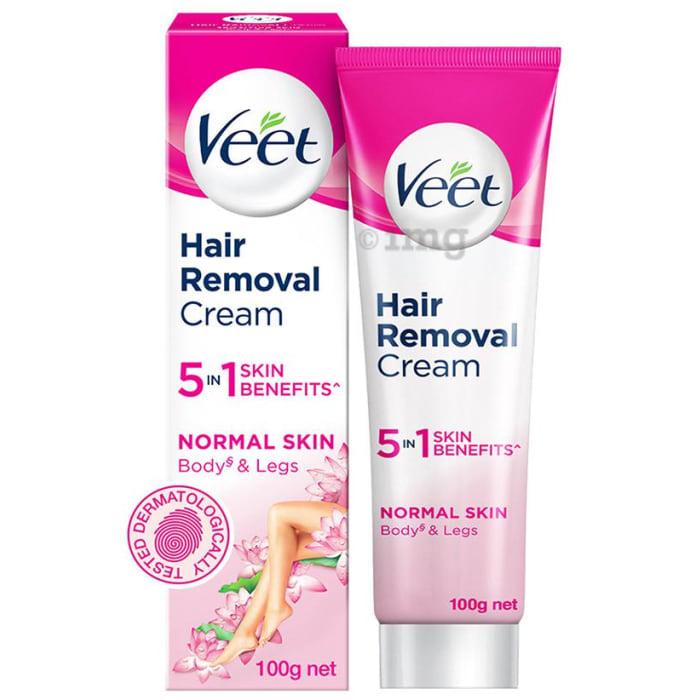 Veet Women Hair Removal Cream for Normal Skin