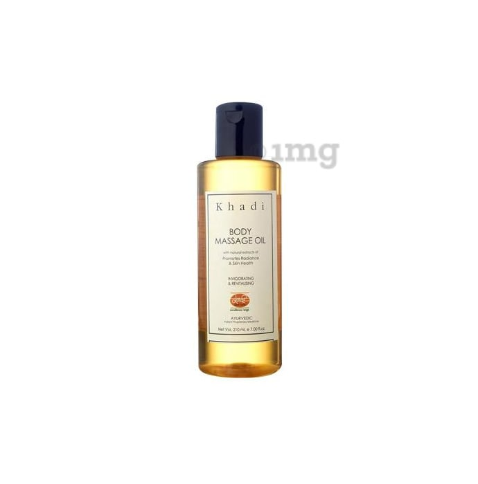 Khadi Mauri Herbal Body Massage Oil