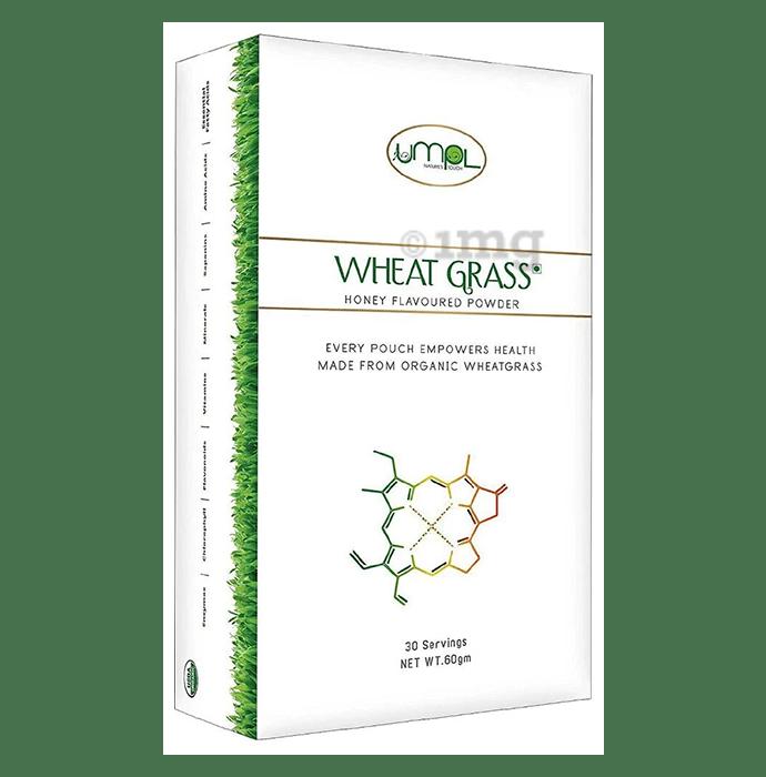 Umpl Wheat Grass Organic Powder Honey