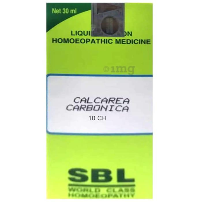 SBL Calcarea Carbonica Dilution 10M CH