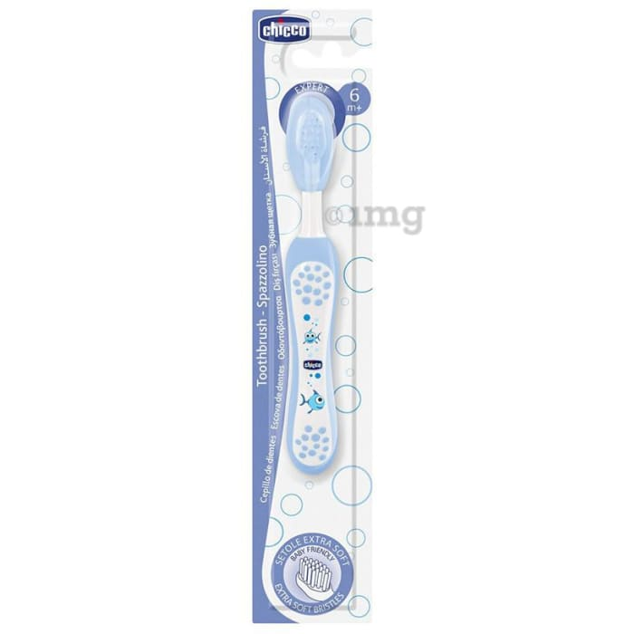 Chicco Toothbrush for 6 months to 2 years Blue