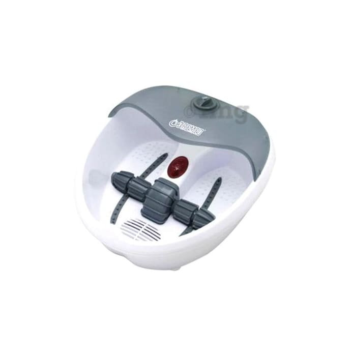 Bremed BD7500 Foot Bath Massager with Heat & Infrared Lamp