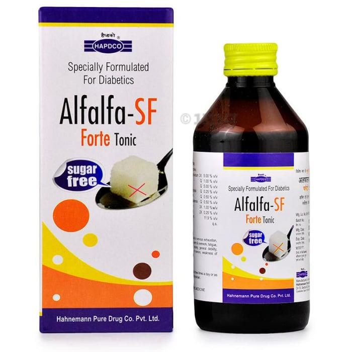 Hapdco Alfalfa-SF Forte Tonic