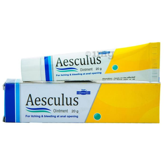 Hapdco Aesculus Ointment