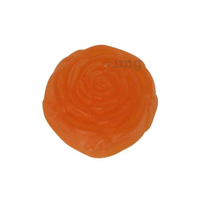 Soulflower Orange Pure Glycerin Soap