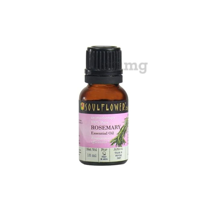Soulflower Rosemary Essential Oil
