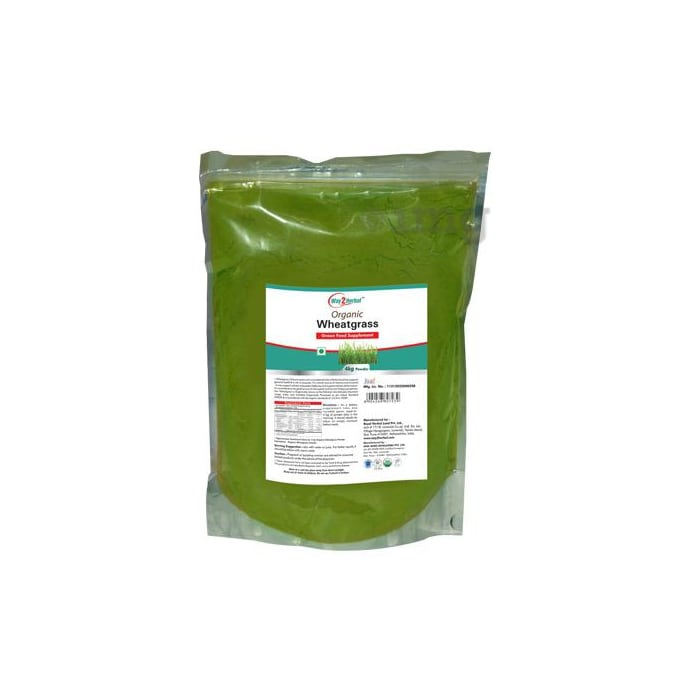 Way2Herbal Wheatgrass Powder