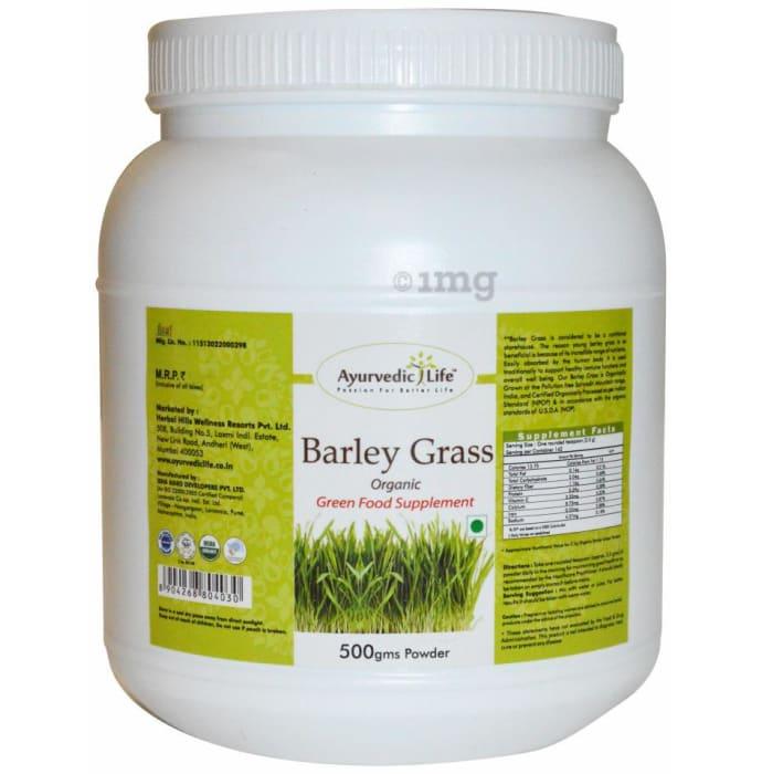 Ayurvedic Life Barley Grass Powder