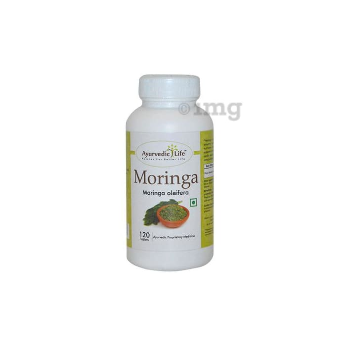 Ayurvedic Life Moringa Tablet