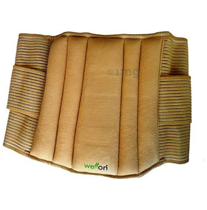 Wellon Breathable Lumbo Sacral Belt- Double Strap MB04 Large