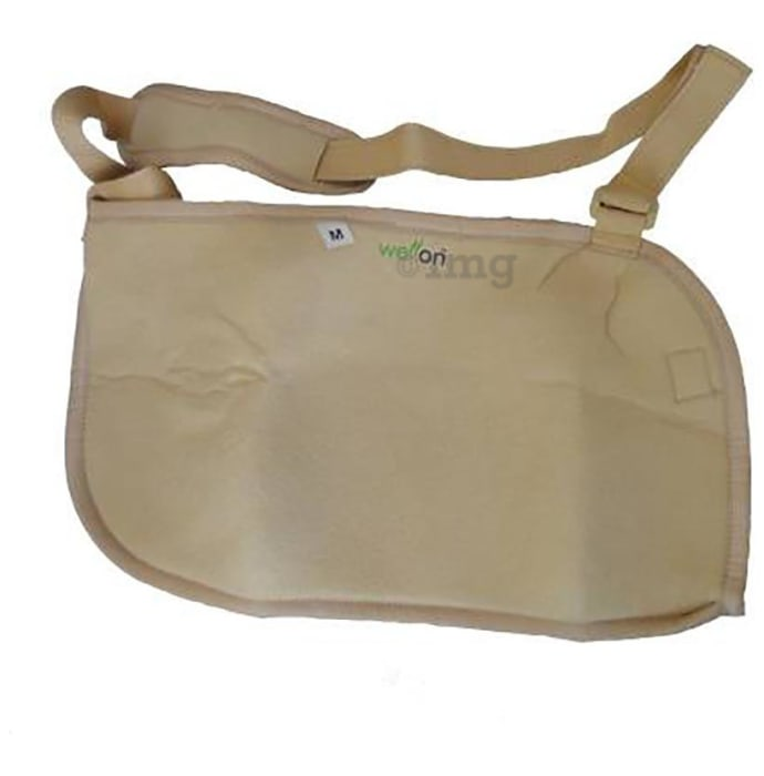 Wellon Adjustable Pouch Arm Sling- Baggy PAS01 XL
