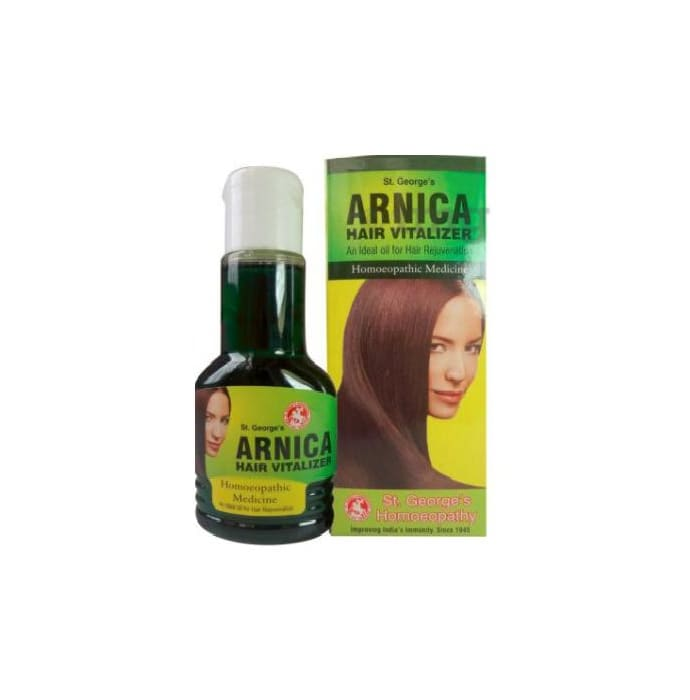 St. George's Arnica Hair Vitalizer