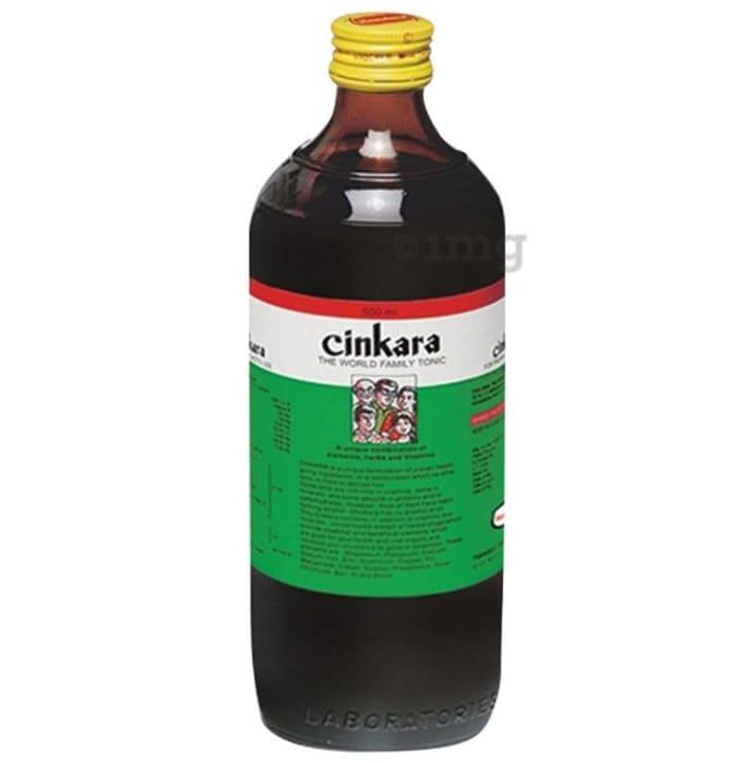 Hamdard Cinkara Syrup Pack of 2