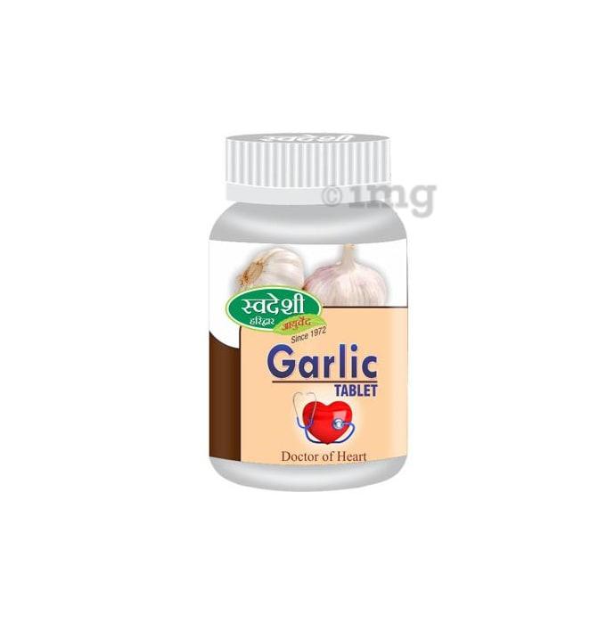 Swadeshi Garlic pills