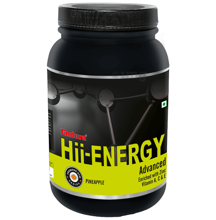Endura Hii-Energy Pineapple
