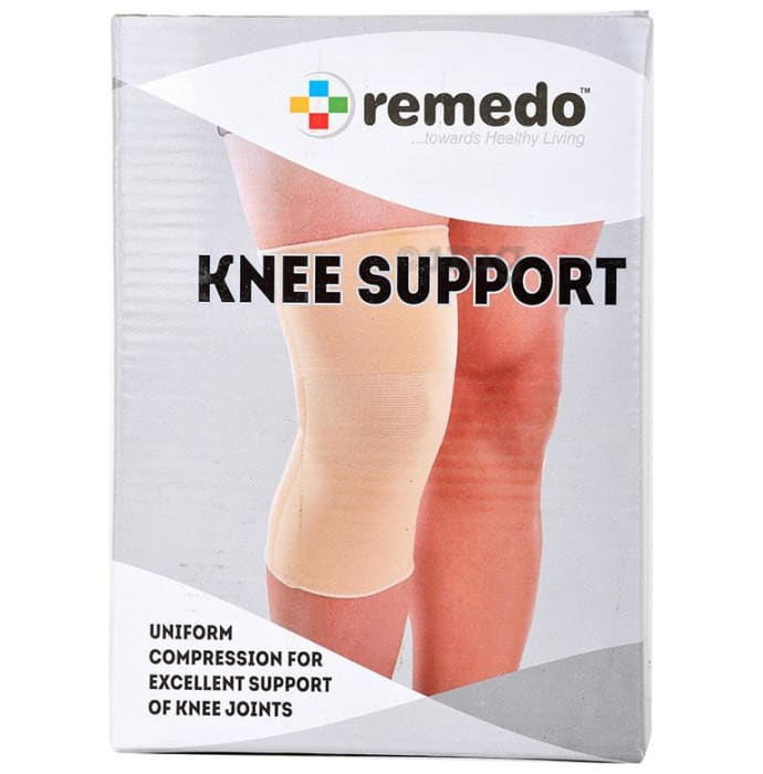Remedo Knee Support (Pair) Large