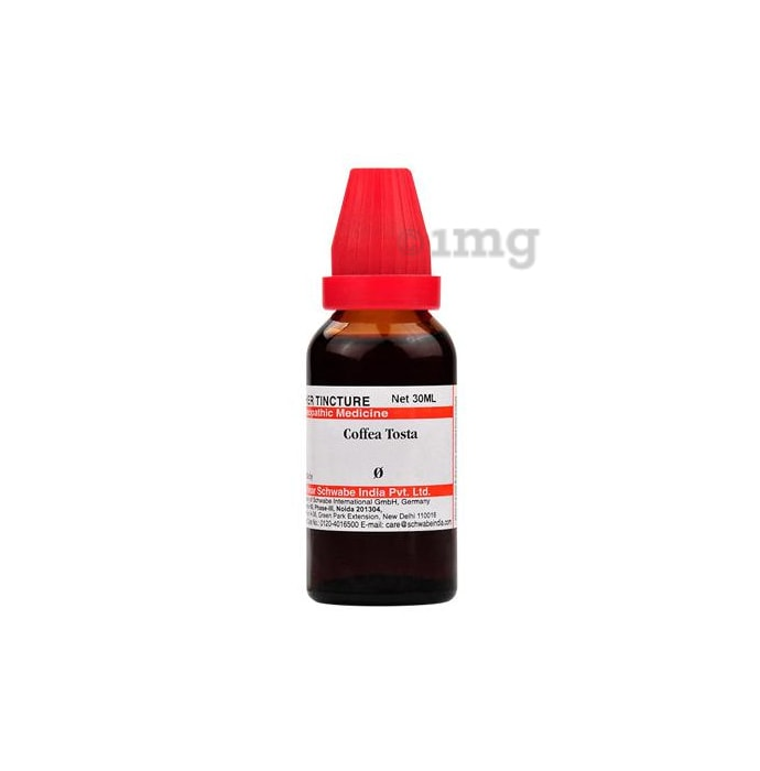 Dr Willmar Schwabe India Coffea Tosta Mother Tincture Q