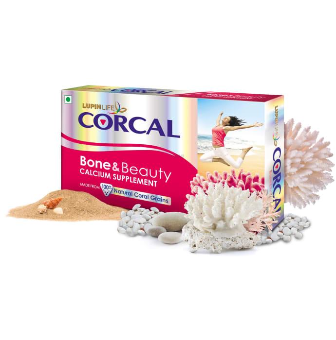 Corcal Bone & Beauty Tablet