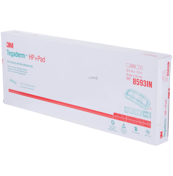 3M Tegaderm HP+ Pad 8593IN