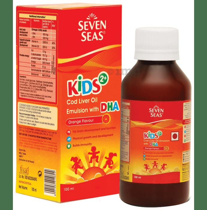 Seven Seas Kids Syrup