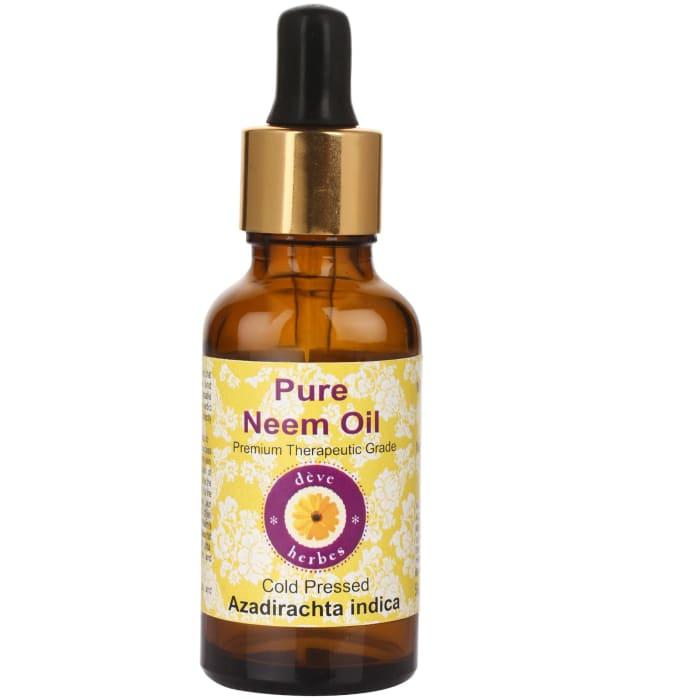 Deve Herbes Pure Neem Oil