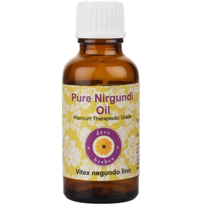 Deve Herbes Pure Nirgundi Oil