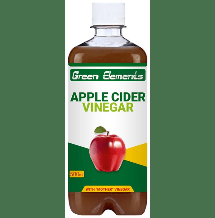 Green Elements Apple Cider Vinegar with Mother Vinegar