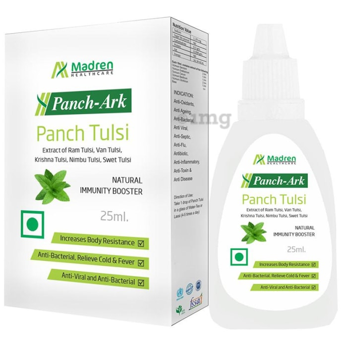 Madren Healthcare Panch-Ark Panch Tulsi
