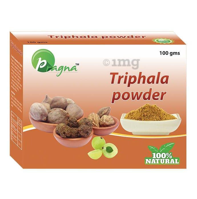 Pragna Triphala Powder Pack of 5