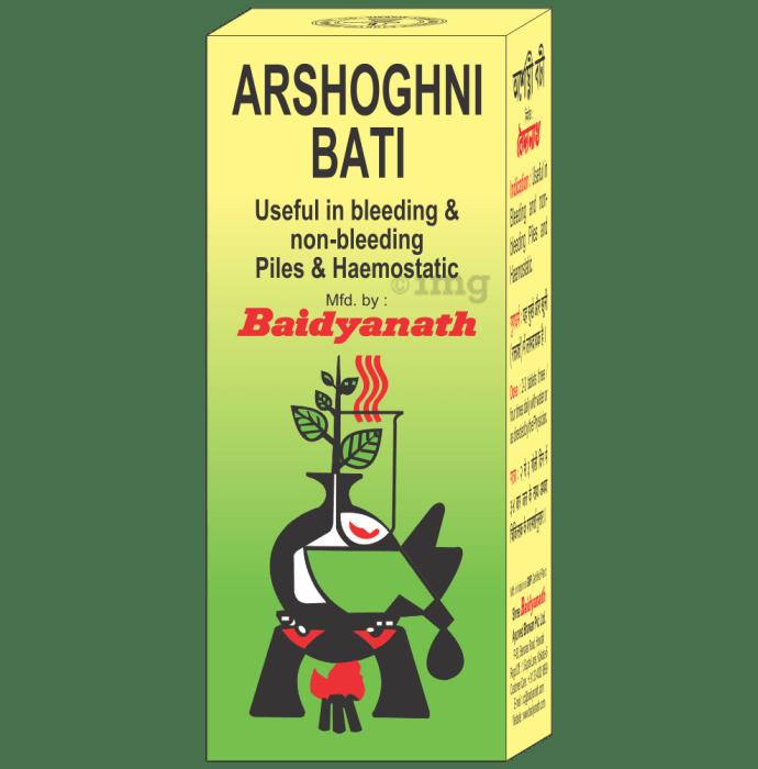Baidyanath Arshoghani Bati
