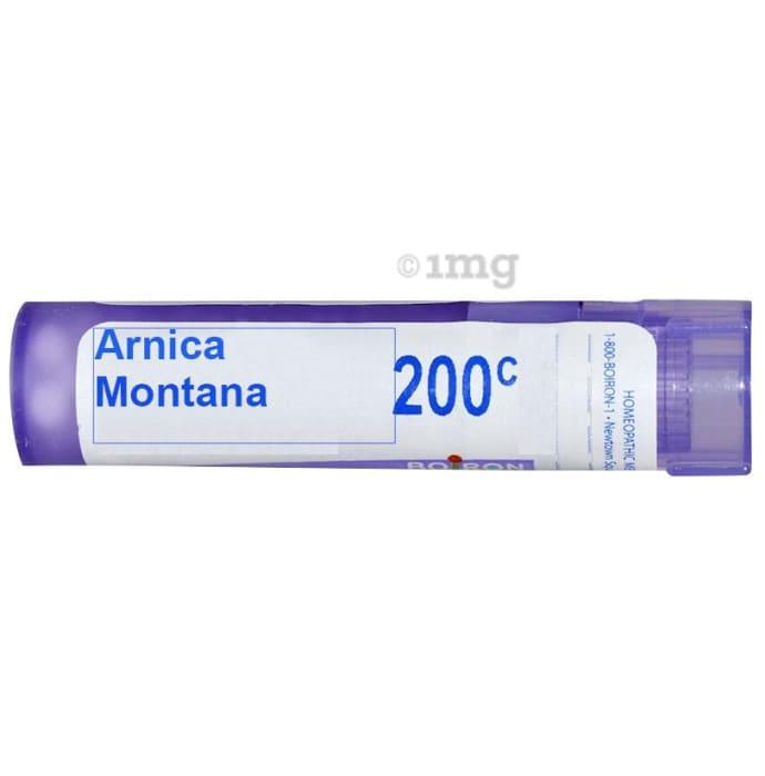 Boiron Arnica Montana Multi Dose Approx 80 Pellets 200 CH