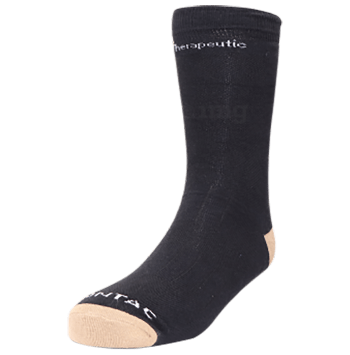 Montac Lifestyle Therapeutic Health Socks Grey