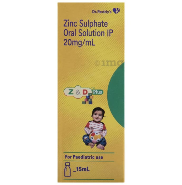 Z&D Plus Oral Solution