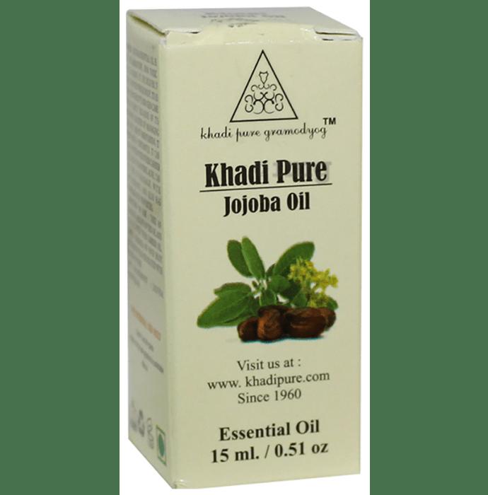 Khadi Pure Herbal Jojoba Essential Oil
