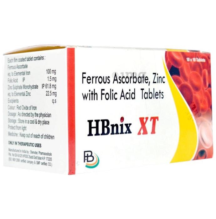HBnix XT Tablet