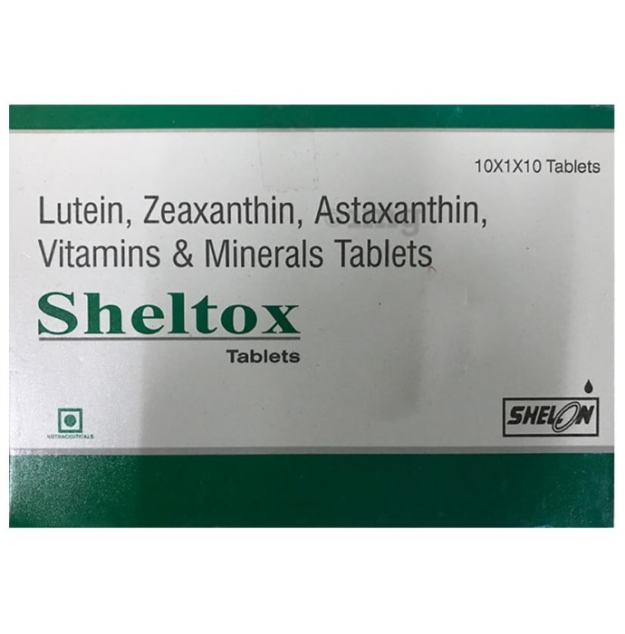 Sheltox Tablet