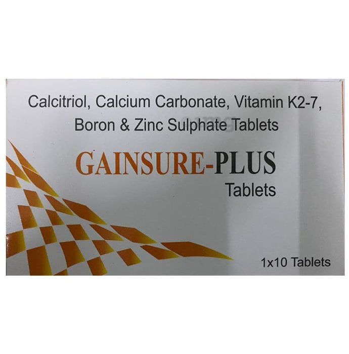 Gainsure Plus Tablet