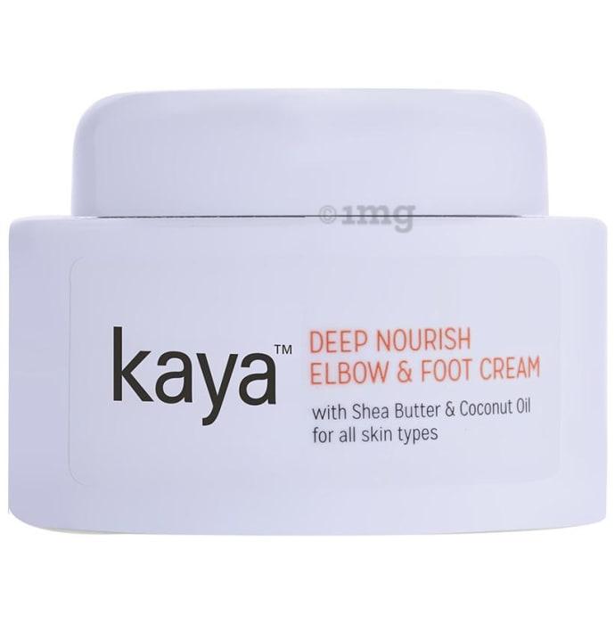 Kaya Deep Nourish Elbow & Foot Cream