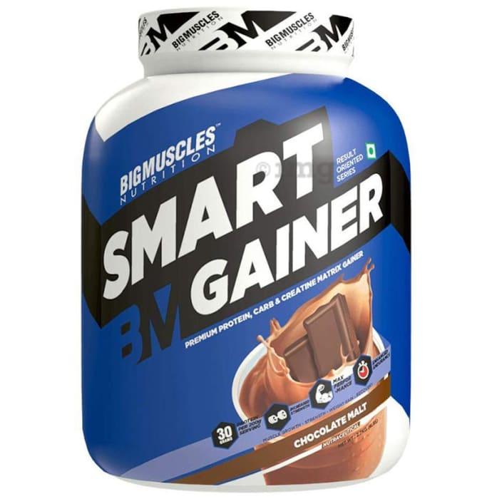 Big  Muscles Smart Gainer Milk Chocolate