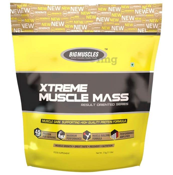 Big  Muscles Xtreme Muscle Mass Strawberry