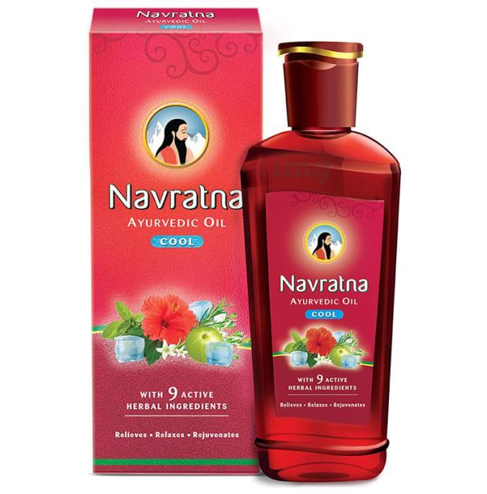 Navratna Cool Ayurvedic Oil