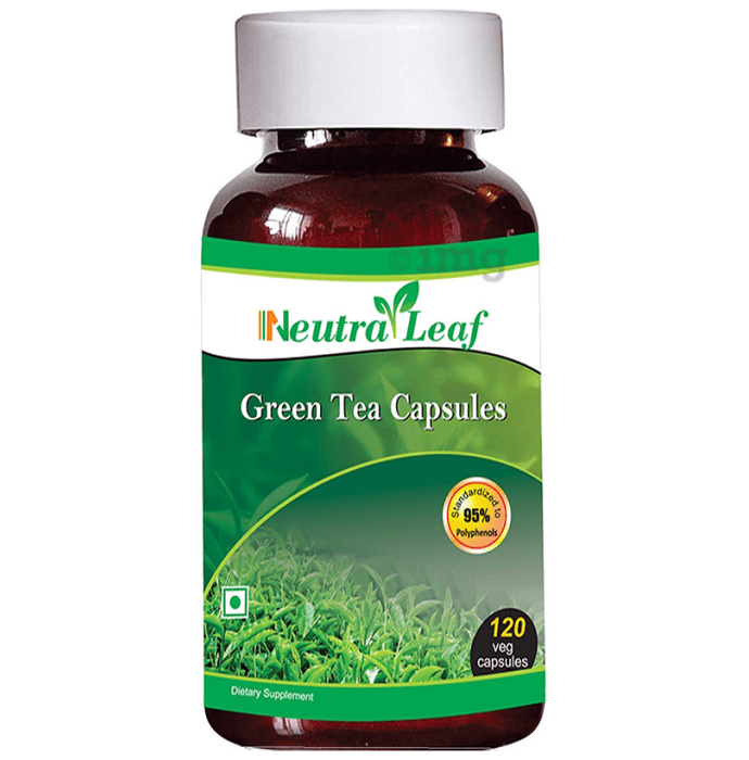 Neutra Leaf Green Tea Capsule