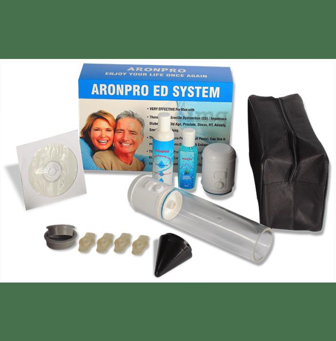 Aronpro Vacuum Pump for Man Super Premium Model for ED Device - Penis Pump