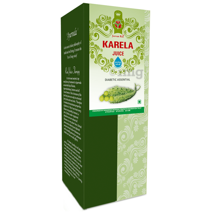 Jeevan Ras Karela Juice