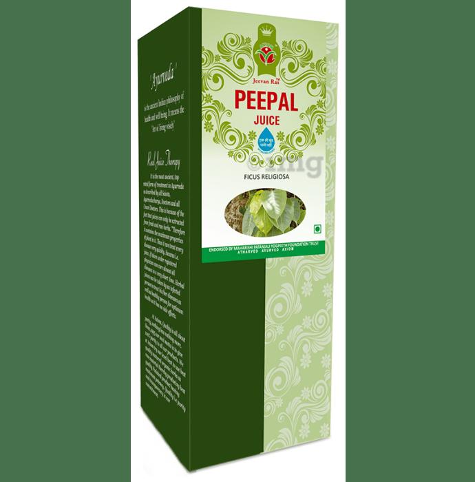 Jeevan Ras Peepal Juice
