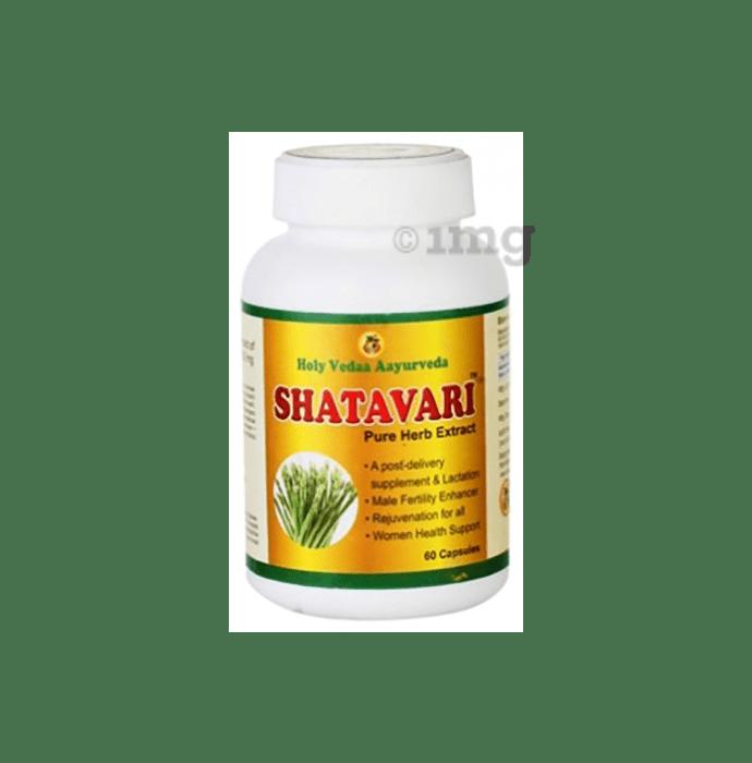 Holy Vedaa Aayurveda Shatavari Capsule