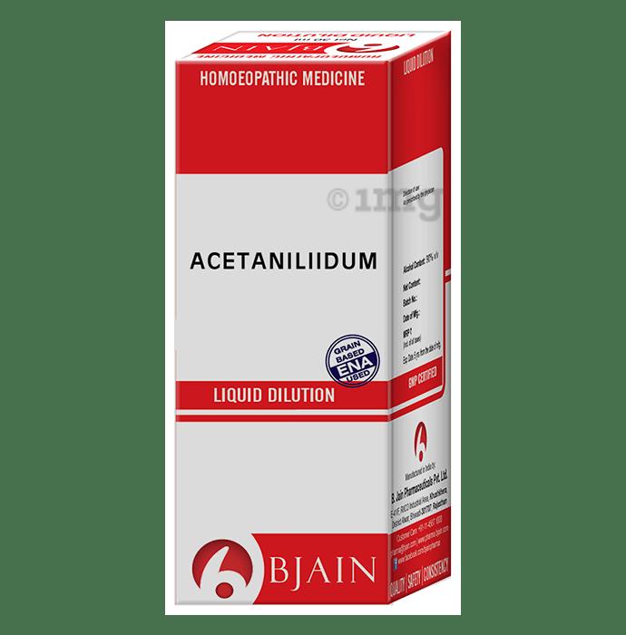 Bjain Acetalinidum/ Antifebrinum Dilution 12 CH