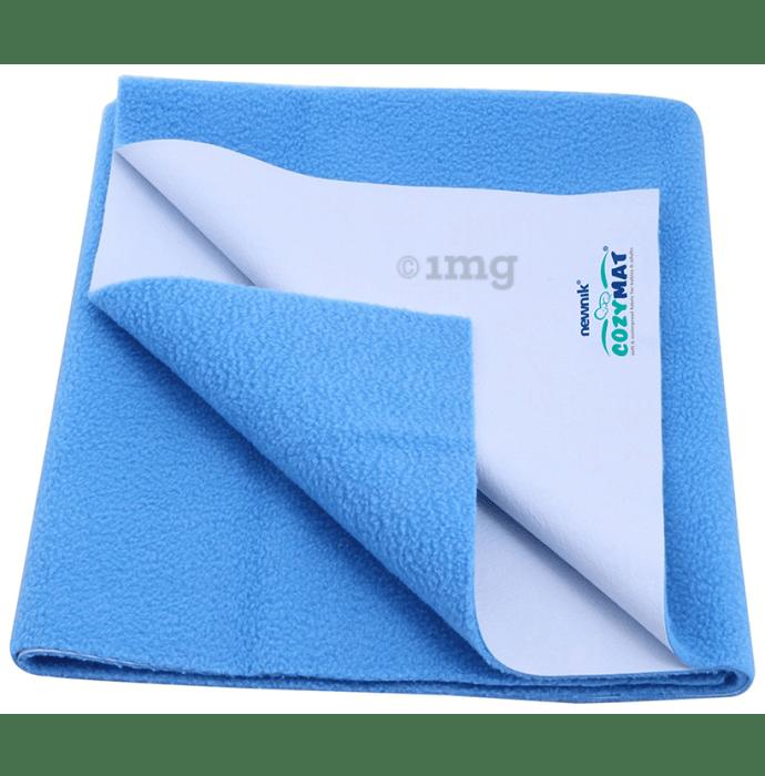 Newnik Cozymat, Dry Sheet (Size: 70cm X 50cm) Small Firoza