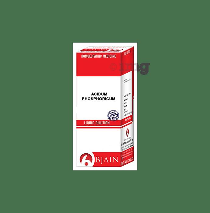 Bjain Acidum Phosphoricum Dilution 10M CH