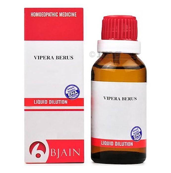 Bjain Vipera Berus Dilution 30 CH